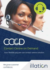 Contact Centre on Demand